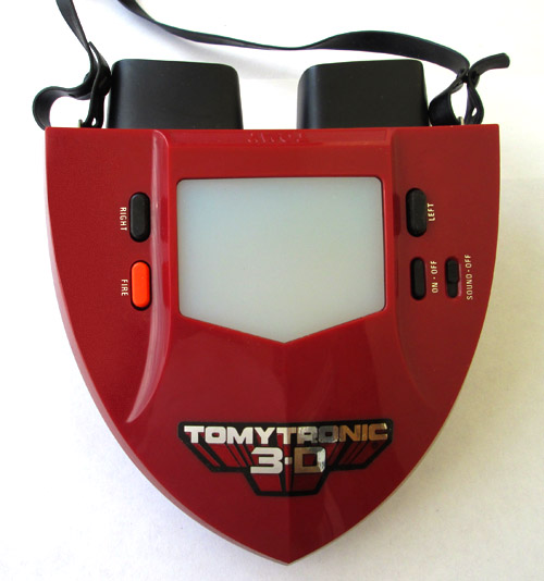 Handheld Empire - game | Tomy : 3D Sky Attack