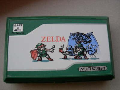 handheld empire game nintendo zelda