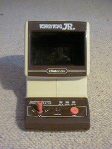 Handheld Empire Game Nintendo Donkey Kong Jr