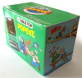 Handheld Empire Game Nintendo Popeye