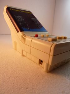 Handheld Empire Game Ludotronic Cosmic Twinvader